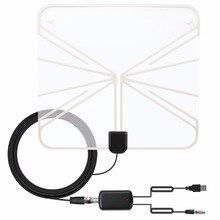 HD numérique par satellite DVB T/T2, HDTV antenne intérieure antenne TV DVB-T antenne