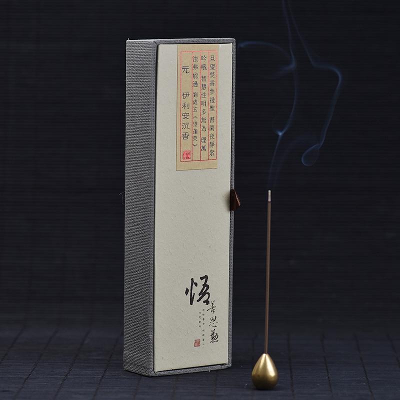 PINNY 160 db Elian agarwood füstölő kézzel készített - Lakberendezés - Fénykép 2