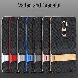"""Image 3 - 3D étui de téléphone Mobile à béquille LeTV LeEco Cool 1 double Coolpad Cool1 housse de protection 5.5 """"hybride TPU + PC protection LeRee Le 3 Le3 sac"""