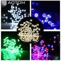 Holiday luces de la secuencia 15 M 100 Led de la Energía Solar a prueba de agua IP65 Fiesta de Jardín Decoración Del Árbol de ENVÍO Gratis