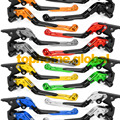 For TRIUMPH Tiger 800/XC 2011 - 2014 New Foldable Extendable Brake Clutch Levers 8 Colors CNC Motorcycle Accessories 12 13