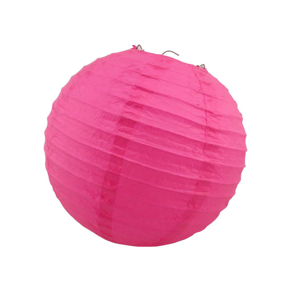 Craft paper lamp shades - 10 Inch 25 Cm Round Paper Lanterns Lamp Shade Wedding Party Christmas Decorations Mulit Color Option Diversiform Gift Craft Diy