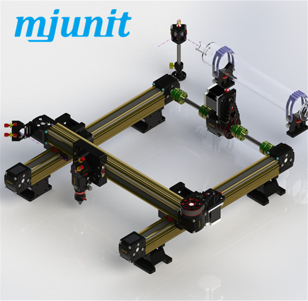 MJUNIT 1600*1000mm Single Head XY Table Laser Kit Parts CO2 one set laser machine part 1610 laser kit fashion 2016 rabbit beach wool fur splice vest vest for children boy and girl autumn and winter real fur short thick solid vest