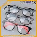 9-2011 Самые горячие дизайнер красочные черепаха модные пластиковые оптические очков кадров рецепту очки очки стекла