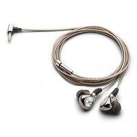 Оригинальный iriver Astell & Kern AK t8ie MKII HiFi Наушники внутриканальные динамические Наушники наушники MMCX кабель поддерживает Спорт Музыка
