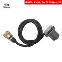 For Benz 38Pin Cable for MB STAR C3 OBD2 Cables OBDII 38 Pin Test Cable For Diagnostic Tool MB OBD 2 Cable