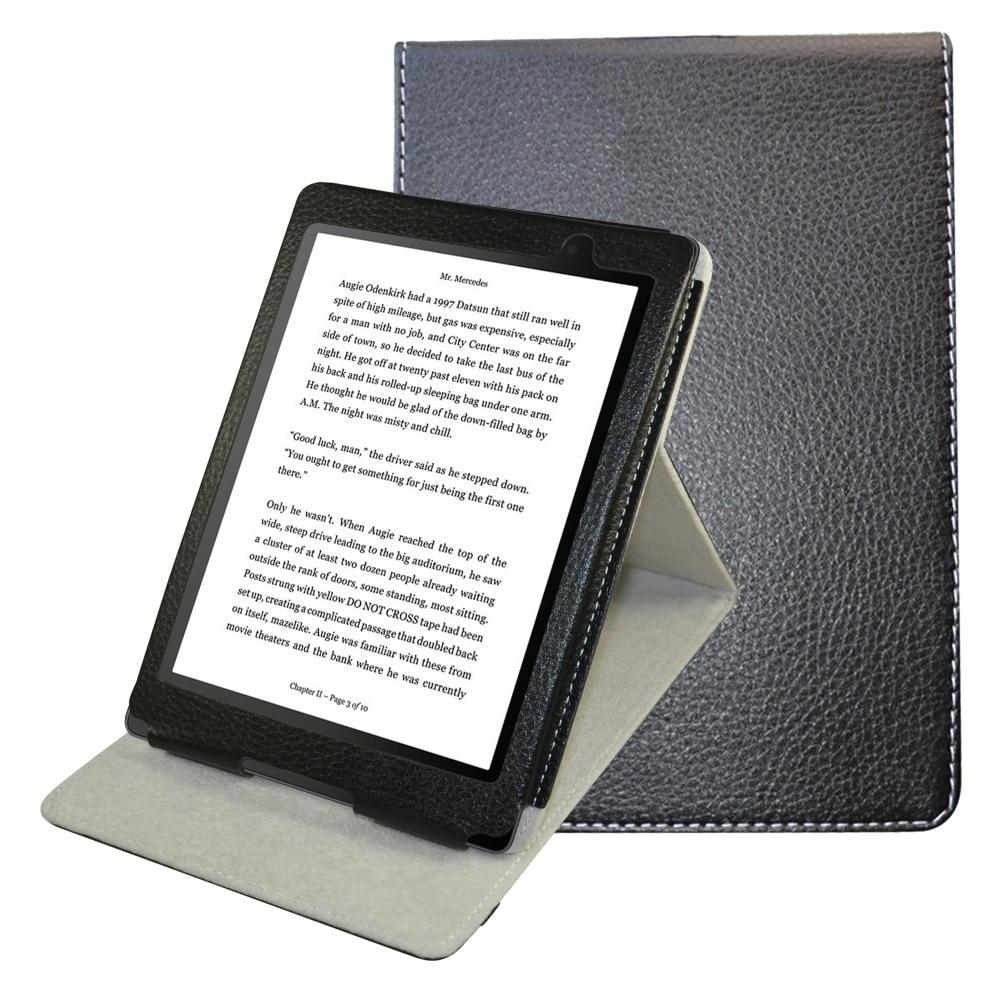 "For Kobo Aura One Case, PU Leather eReader Stand Cover Protection Case For 7.8"" Kobo Aura One Protective Sleeve"