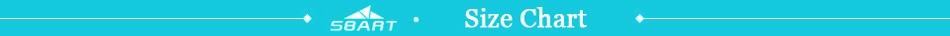 Size Chart SBART Brand Shop