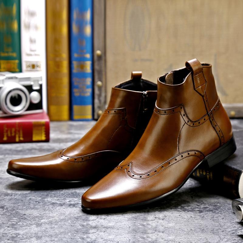 Chelsea Men\'s Boots (7)