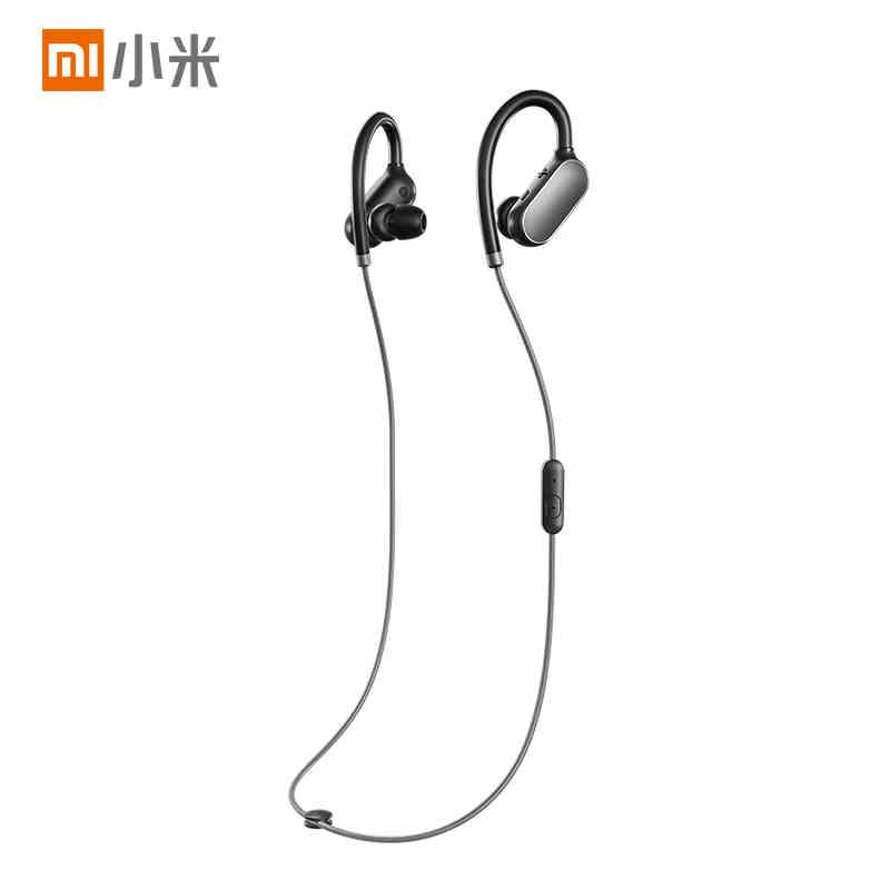 bilder für Original Xiaomi Mi Sport Bluetooth Headset Bluetooth 4,1 Musik Ohrhörer Mic IPX4 Wasserdichte Drahtlose Kopfhörer für Xiaomi Mi6