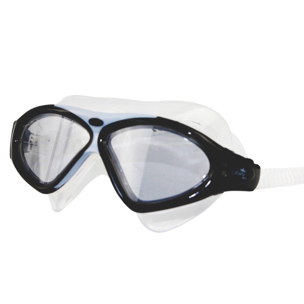 Ajustable gafas de Natación Contra la Niebla A Prueba de agua Protección UV Gafa