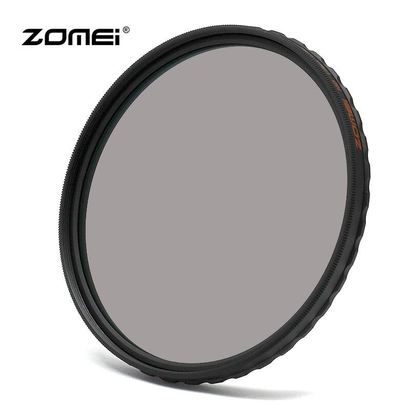 ZOMEI 67mm Slim HD MC CPL polarisant circulaire multicouches polarisant pour Canon 18-135mm, Nikon 18-105mm 18-140mm 16-85 objectif