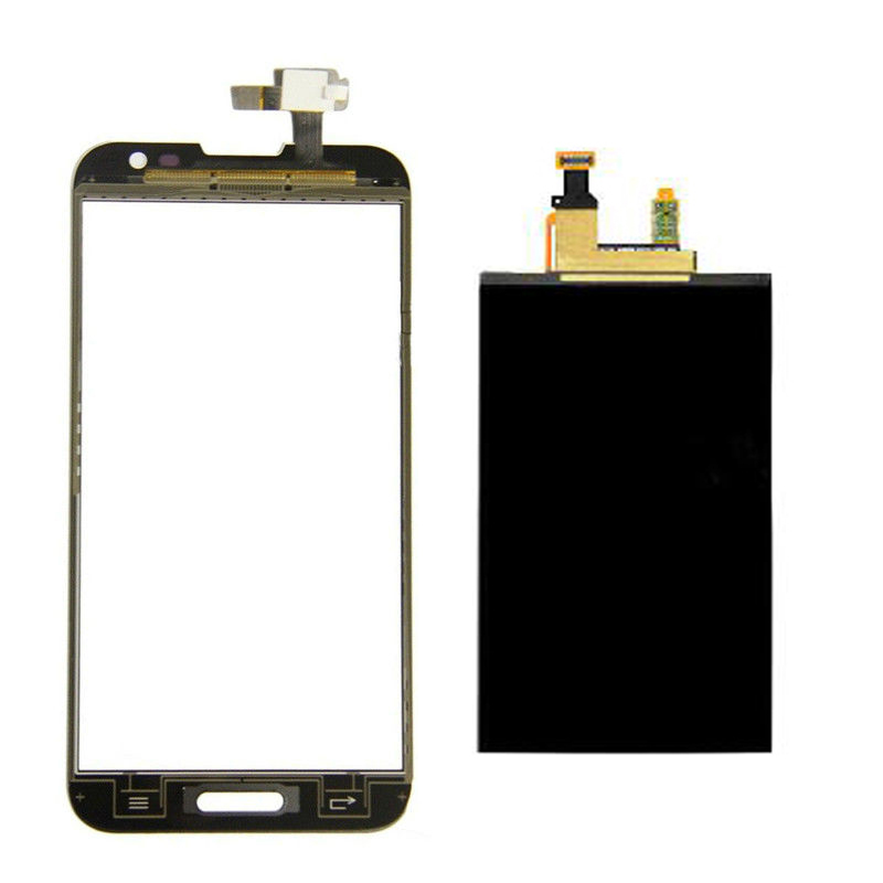 imágenes para Negro Panel de la Pantalla LCD Monitor + Pantalla Táctil de Cristal Digitalizador de Pantalla Sensor para LG Optimus G Pro F240 E980 E988 F240K F240L