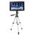 Profesional de la cámara del soporte del trípode para ipad 2/3/4 mini air pro para samsung ipad 2/3/4 mini air pro trípodes soporte titular