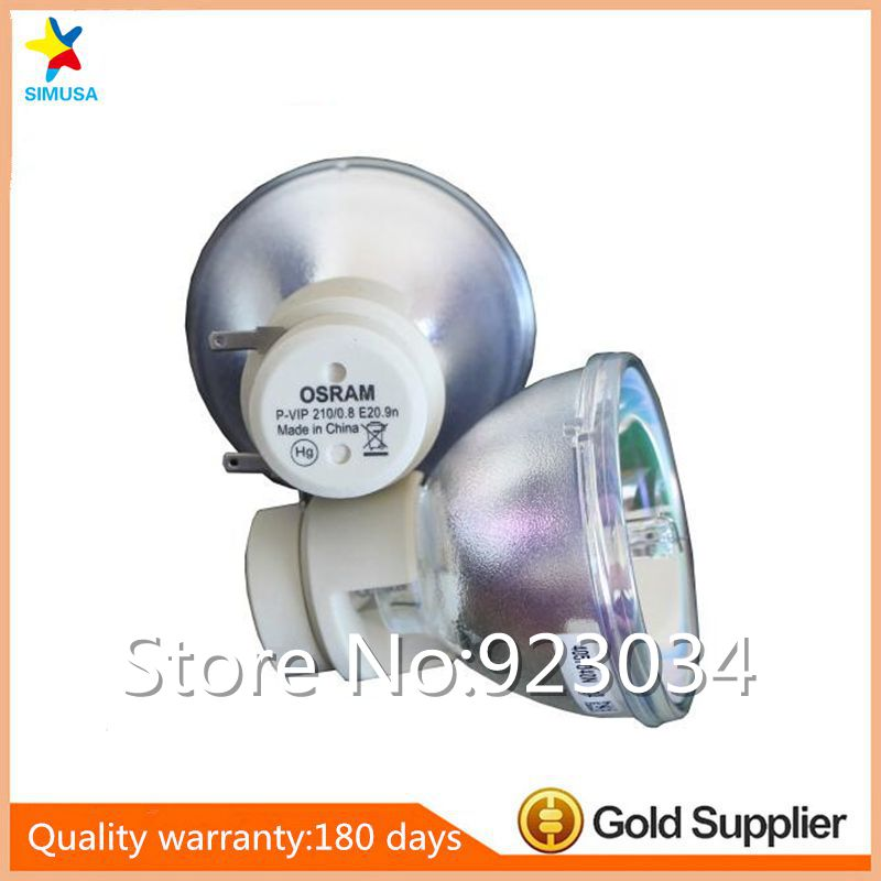 100%Original  projector bulb Lamp P-VIP 210/0.8 E20.9N for BenQ MH680 TH682ST for Viewsoinc PJD7820HD for Acer E141D H6510BD projector color wheel for benq w1000 p n oc cw 6ba ad176