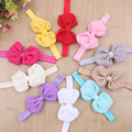 Lovely Baby Girls' Bowknot Headband Kids Princess Newborn Hair Band Headwear