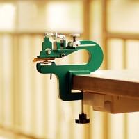 Manual Leather Craft Paring Machine Edge Skiving Machine Splitter Skiver