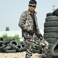 Brand autumn outdoor tactical Army Military uniform combat jackets+ pant suit Outdoor Sports MilitaryTraining 4XL Free Shipping