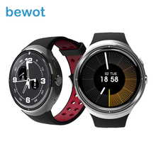2017 Smart Watch 3G Quad Core Android 5.1 RAM 1GB ROM 16GB AMOLED Display Camera 2.0M Smartwatch Phone Android & iOS Heart Rate