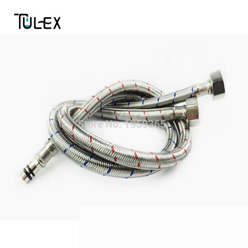 Faucet Hose 2X20\'\' Flexible Plumbing Hoses Faucets 1/2 \