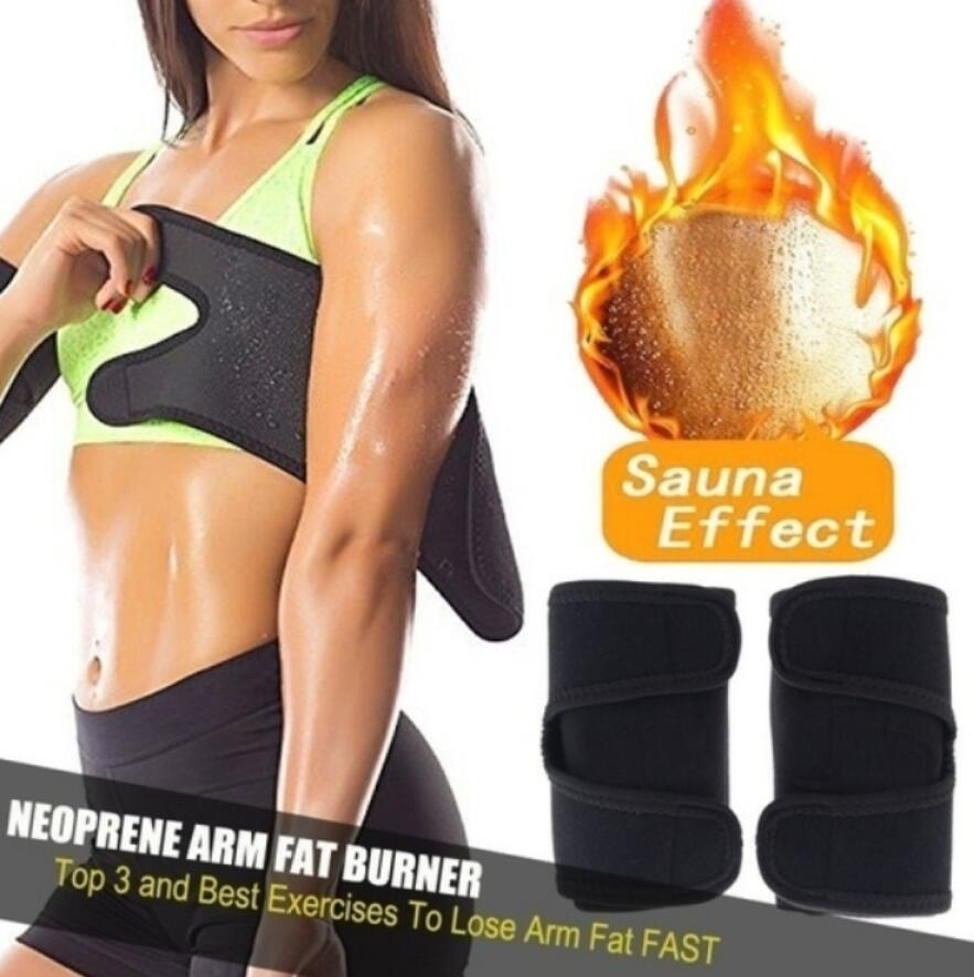 1pair Neoprene Arm Control Shapers Sauna Slimmer Arm Pad Slimming Trimmer Arm Shapers Sleeve Anti Cellulite Belt Face Lift Tool Making Things Convenient For Customers