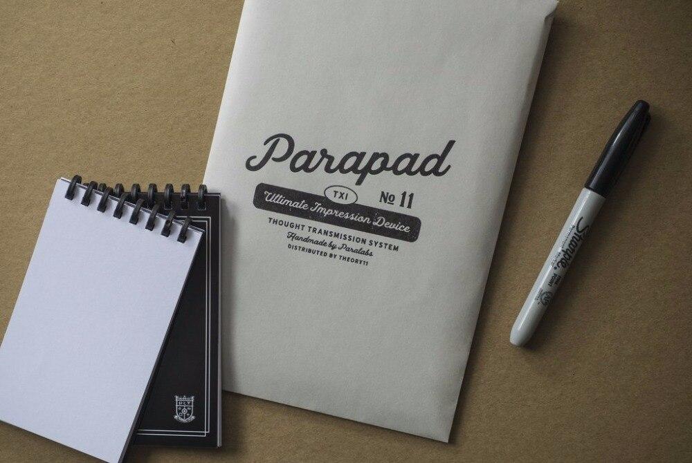 ParaPad (l'original) gros plan tours de Magie, Illusions, mentalisme Porps magiques, Gimmicks, amusement, jouets Magia, Magie de la rue, blague