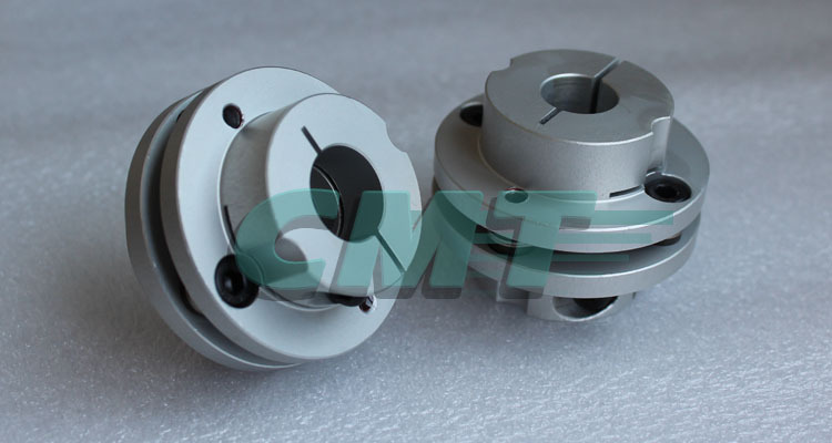 New Frame Model Aluminum alloys Single Diaphragm coupling Fit servo and stepper motor shaft-coupler D=56 L=45 D1&D2 at 10-20mm new flexible aluminum alloys double diaphragm coupling for servo and stepper motor couplings d 44 l 50 d1 and d2 are 8 to 20 mm