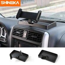 SHINEKA универсальный автомобиль телефон Подставка для айпада, сотового телефона держатель 360 градусов с кейс из АБС коробка gps Suzuki Jimny