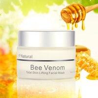 NewZealand JYP Bee Venom Firming Face Mask Skin Lift Facial Cream Manuka Honey Night Cream Anti Aging Reduce wrinkles