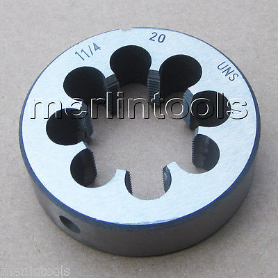 1 1/4 - 20 Right hand Thread Die 1-1/4 - 20 TPI1 1/4 - 20 Right hand Thread Die 1-1/4 - 20 TPI
