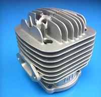 رأس الاسطوانة الأصلي لمحرك بنزين DLE 61CC/120CC dq61/dq120-في قطع غيار وملحقات من الألعاب والهوايات على