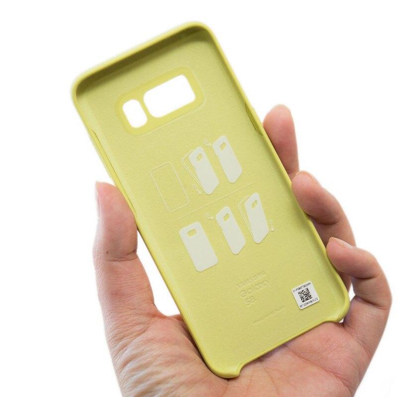 samsung Galaxy S8 S8 Plus силиконовый чехол 360 Защита противоударный G950 G955 чехол для телефона