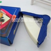 New Arrival R5/R10 Straight Cutter Chamfer Manual Corner Rounder 5mm /10mm Paper Punch Card Photo Cutter Tool Paper Trimmer Hot