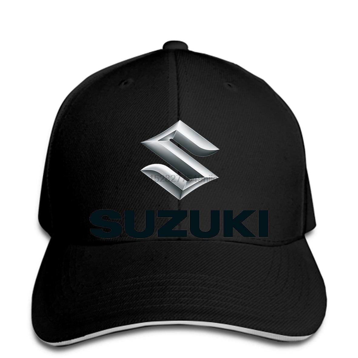 Men Baseball Cap Suzuki Logo Suzuki Logo Snapback Cap Women Hat Peaked