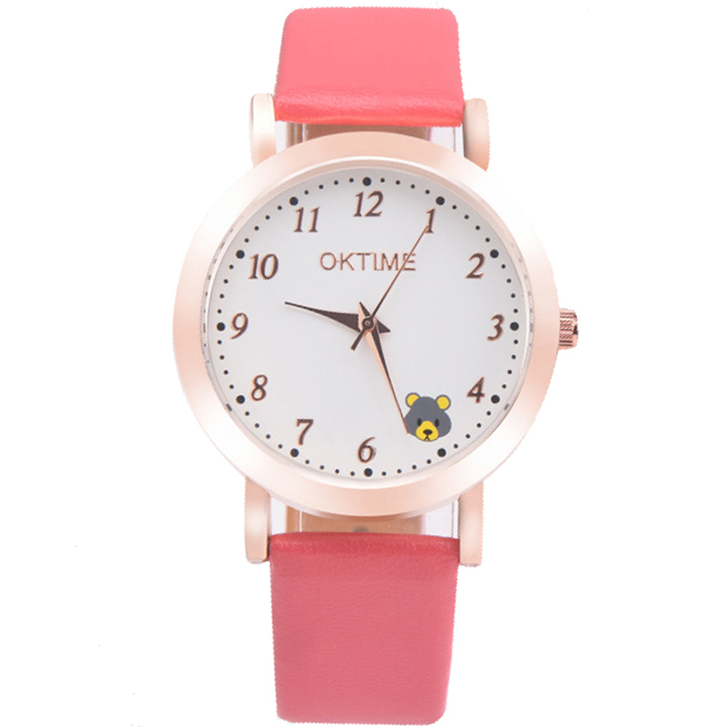 Waterproof electronic quartz watch children watch girl boy cute cartoon tableWaterproof electronic quartz watch children watch girl boy cute cartoon table