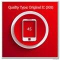 10 pçs/lote testado Original IC A tela de qualidade para 4S Display preto / branco
