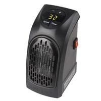 Высококачественный 400 Вт маленький вентилятор для обогрева, Настольный Электрический домашний обогреватель, настенный ручной обогревател...