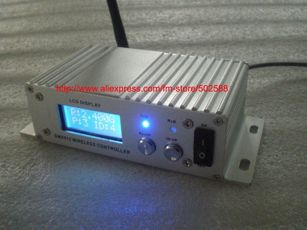 Émetteur sans fil dmx, contrôleur dmx512, récepteur sans fil dmx512, dmx sans fil, dmx 512 sans fil