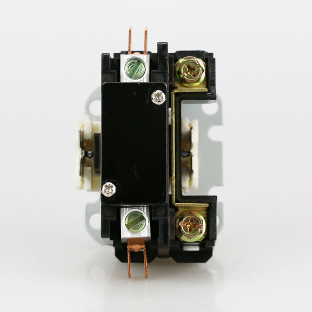 CJX9 Series AC Contactor Single Pole Contactor 1P 40A 240VAC Air Conditioner Contactor