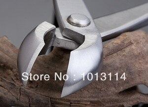Image 3 - 205 millimetri rotonda taglierina di bordo di qualità professionale livello di funzione di round & straight edge 4Cr13MoV misti In Acciaio Inox strumenti di bonsai