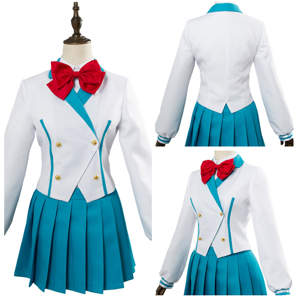 The Cheapest Price Anime Full Metal Panic Invisible Victory Kaname Chidori School Uniform Dress Cosplay Costume Halloween Carnival Cosplay Costume Back To Search Resultsnovelty & Special Use