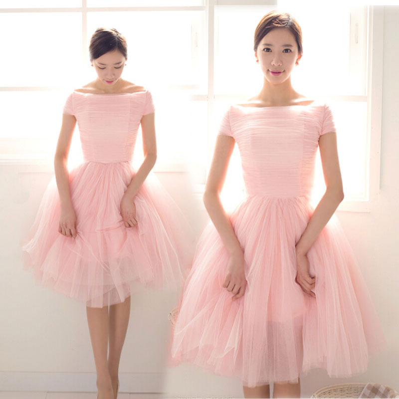Unique Pink Tulle Gowns Pictures - Long Formal Dresses Evening ...