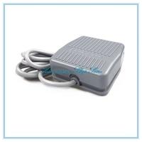 Interruptor de pie eléctrico SPDT, Control momentáneo de TFS-201, cable de 2M, nuevo
