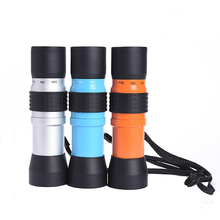 Handhled 10-30x25 Zoom Monocular HD Waterproof FMC Coated Zooming Monoculars Portable Outdoor Camping Hiking Viewing Telescope
