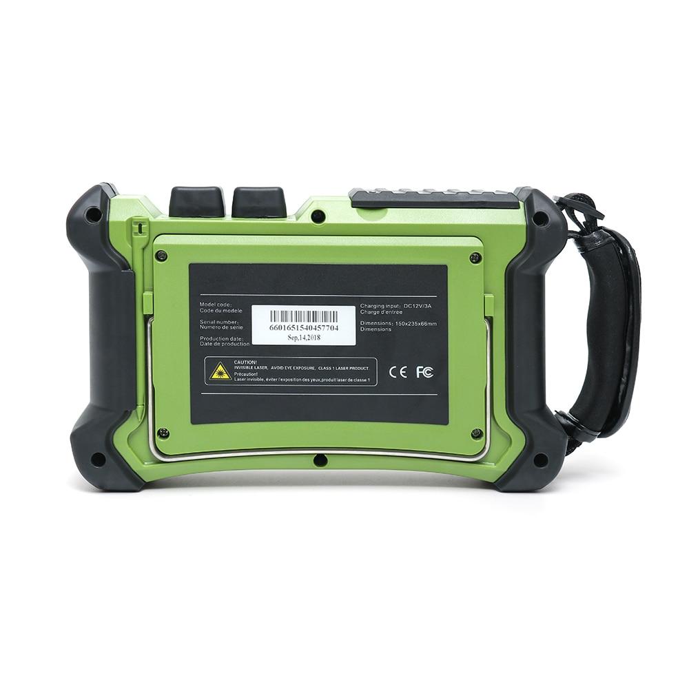 Orientek SV20A OTDR SM 1310/1550nm 32/30dB Spanish Language OTDR with VFL Strong OTDR