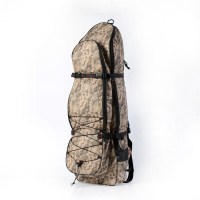 Camo Spearfishing free diving snorkeling Scuba Diving Nylon / PVC Mesh Gear Bag