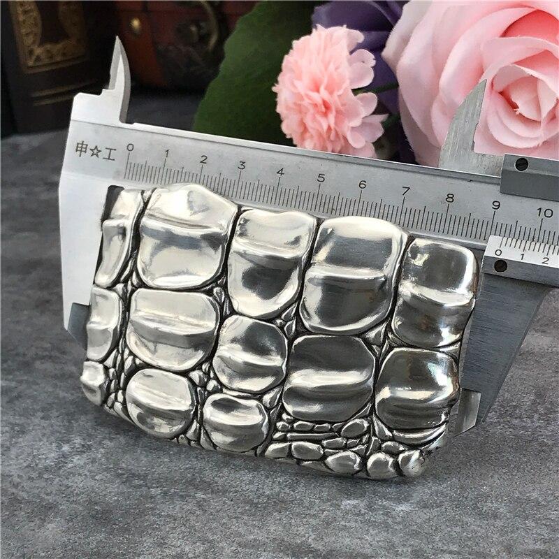 TOP Quality Alloy Belt Buckle Diy Accessories Luxury Cowboy Metal Buckle Belt Ceinture Homme Boucle Belt Buckles For Men AK0029