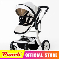 Aimile baby stroller can sit flat lying high landscape folding baby children newborn children carts