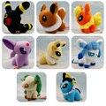 8 различных стилей пикачу мягкий фаршированные плюшевые животных аниме детские игрушки Игрушки куклы мягкие игрушки pokemon плюшевые игрушки