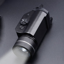 Tactical LED Flashlight Weapon Light Pistol Gun Lanterna Weaponlight Cree XML2 Waterproof Customize OEM